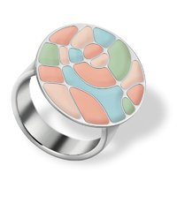 JRP029-9 Shades Of Pink Ring