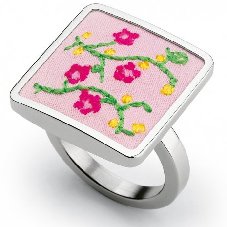 Swatch Bijoux Flowercage Ring リング