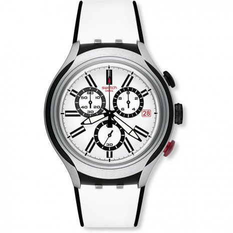 Swatch Black Wheel 時計