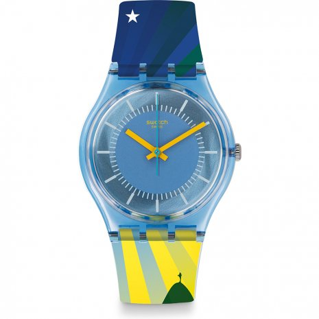 Swatch Cartolina 時計