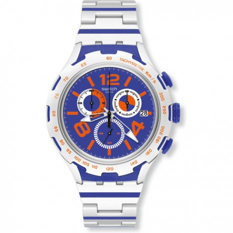 Swatch Chemical Blue 時計