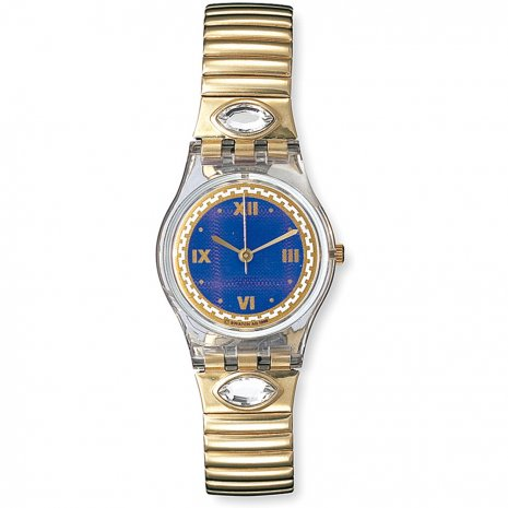 Swatch Clear Crystal 時計