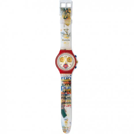 Swatch Daley Thompson 時計