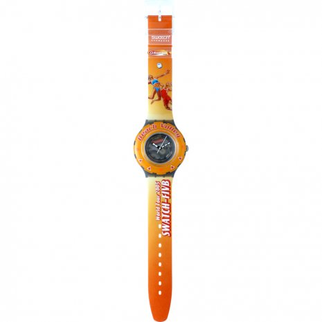 Swatch Deep Sky (Vip Beach Volleyball special) 時計