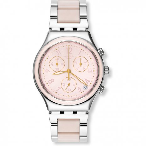 Swatch Dreamnight Rose 時計