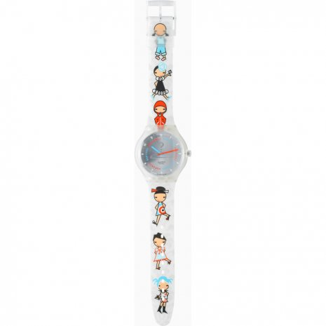 Swatch Dressin' Day (game) 時計