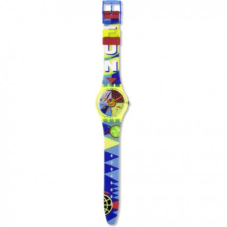 Swatch Fifth Shift 時計