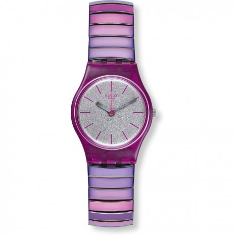 Swatch Flexipink L 時計