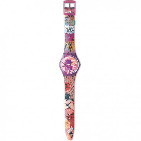 Swatch For Your Heart Only 時計