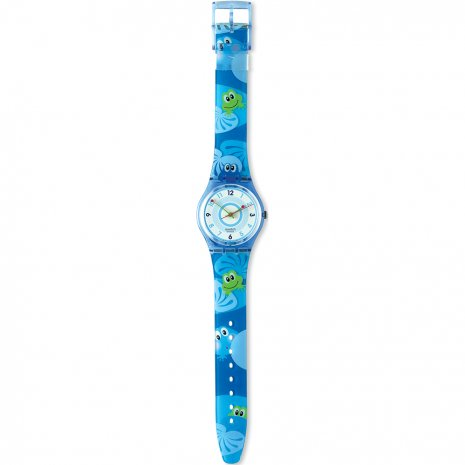 Swatch Froggy Weather 時計