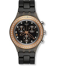 SVCM4008AG Full-Blooded Black 43mm