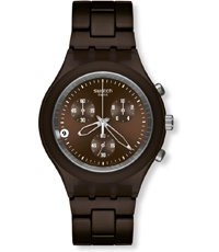 SVCC4000AG Full-Blooded Smokey Brown 43mm