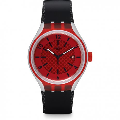 Swatch Go Red 時計