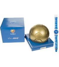 GZ186PACK Golden Goal Set (Vive O 2004) 33.9mm
