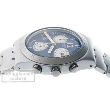 Swiss Made Aluminum Chronograph with Date 春夏コレクション Swatch