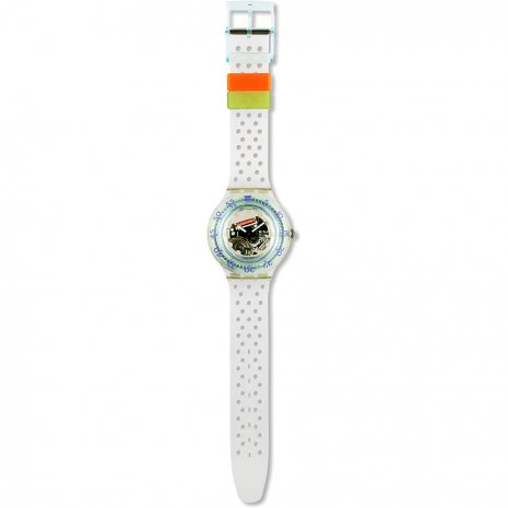 Swatch Jelly Bubbles 時計