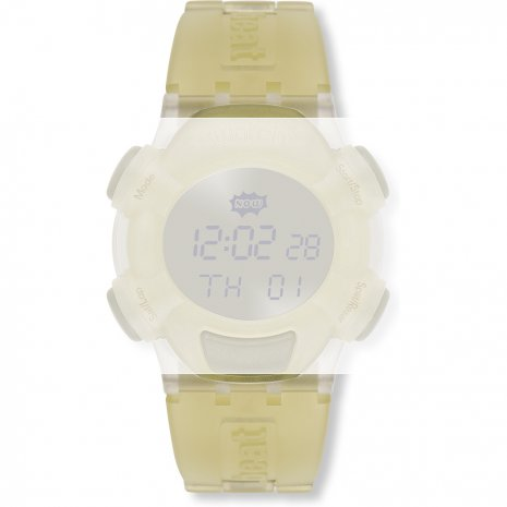 Swatch SQG100 Lara Yells ストラップ