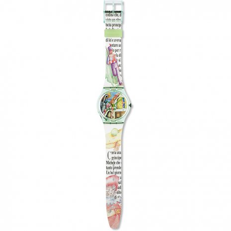 Swatch Le Chat Botte 時計