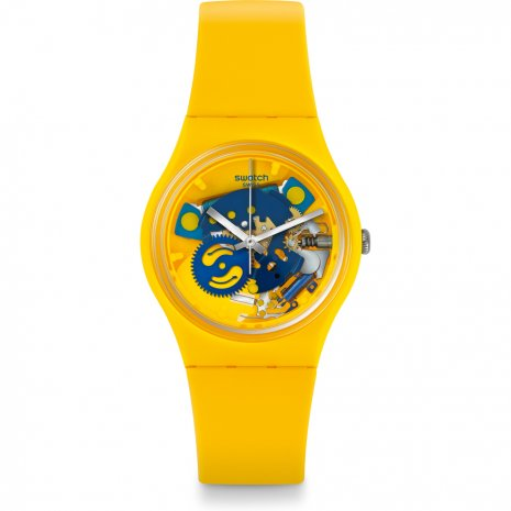 Swatch Poussin 時計