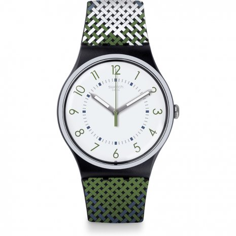Swatch Pull-Over 時計