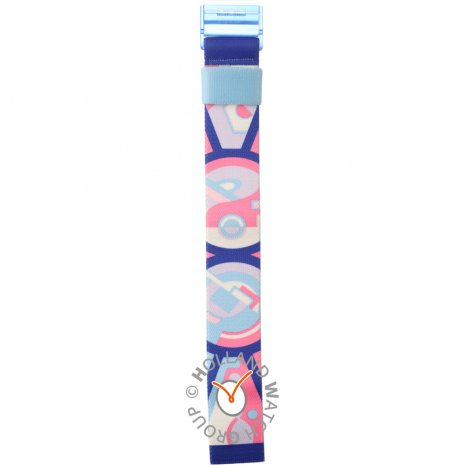 Swatch PWN104 Contessa ストラップ