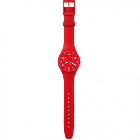 Swatch Red Shadow 時計