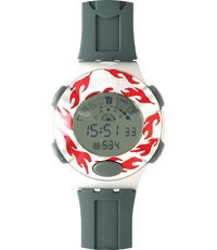YQS1001D Red Tribal