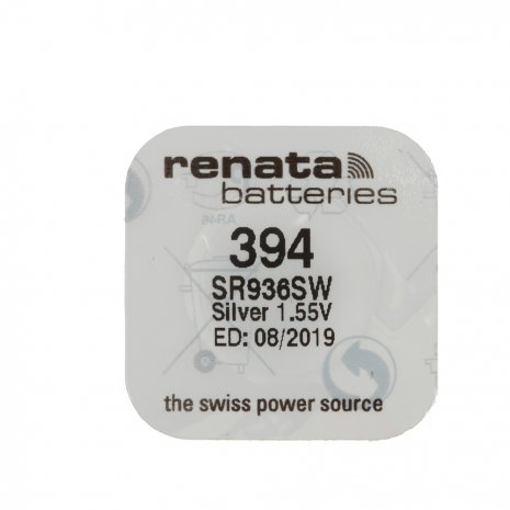 Swatch Renata Battery 394 アクセサリー