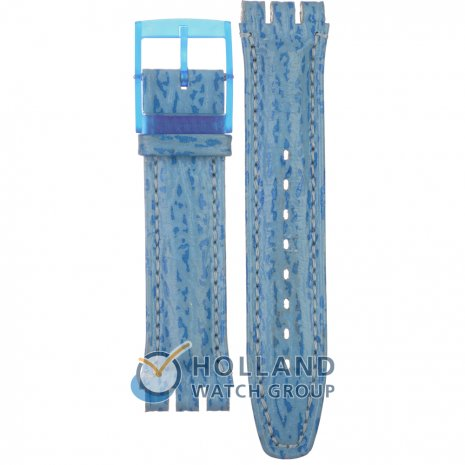 Swatch SBL100 Blue Wings ストラップ