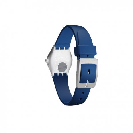 Blue & Silver Irony Ladies Watch 秋冬 コレクション Swatch
