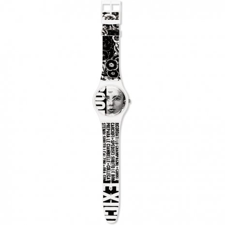 Swatch Time Trial 時計
