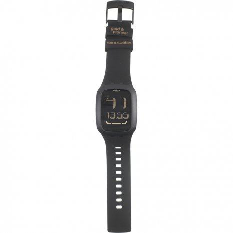 Swatch Touch Black G&P Special 時計