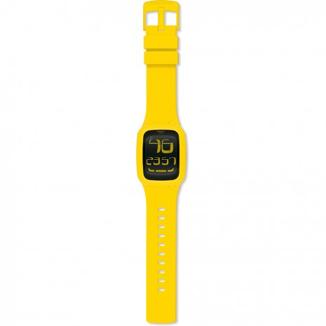 Swatch Touch Yellow 時計