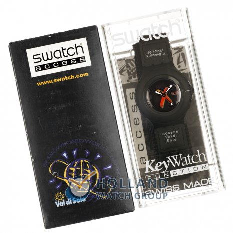 Swatch Val Di Sole (Boarder-X) 時計