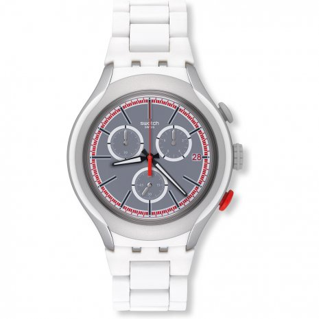 Swatch White Attack 時計