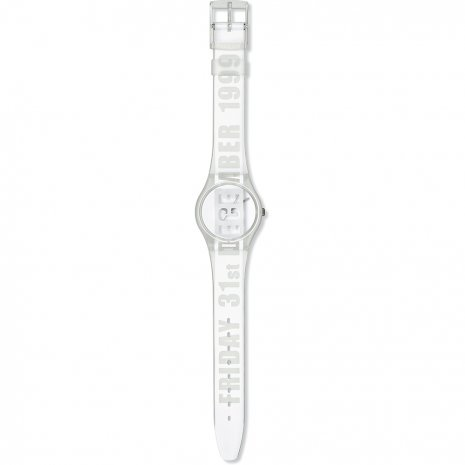Swatch White Card 時計