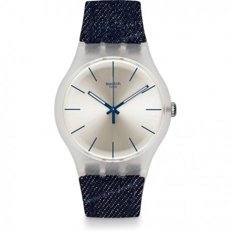 Swatch White Washed Out 時計