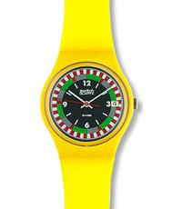 GJ400 Yellow Racer 34mm