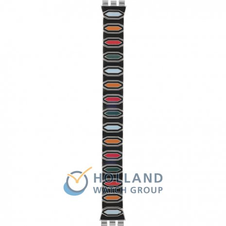 Swatch GB282 Zainab Large ストラップ